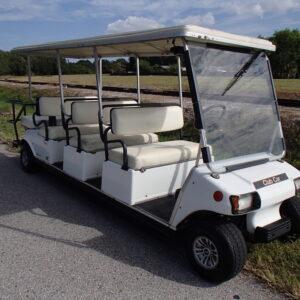 Limo Golf Cart