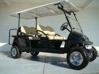 Limo Club Car