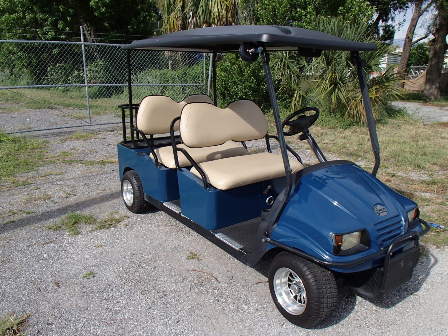 Club Car Phantom