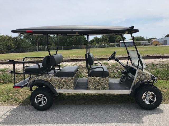 Club Car Limo Golf Cart