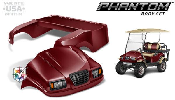 Phantom Club Car