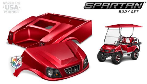 Spartan Club Car