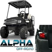Black Alpha Off Road