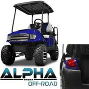 Blue Alpha Off Road